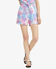 Sunsoaker Tie-Dyed Shorts