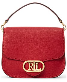 Addie Small Pebbled Leather Crossbody