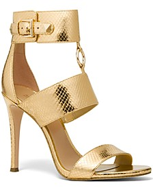 Women's Amos Ankle-Strap Sandals