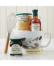 Maine Morning Batter Bowl Gift, 5 Piece