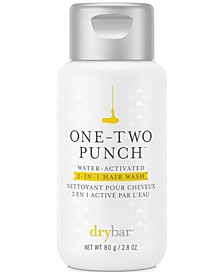 One-Two Punch Water-Activated 2-In-1 Hair Wash
