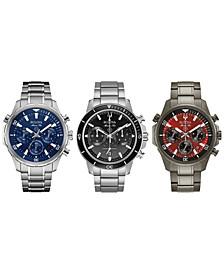 Men's Chronograph Marine Star Watch Collection