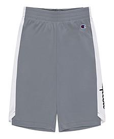 Big Boys Script Basketball Shorts