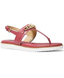 Women's Roxane Chain Slingback Thong Sandals