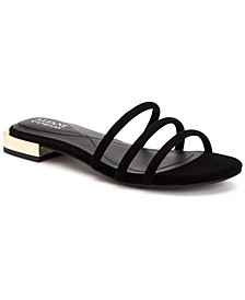Women's Junoh Flat Sandals, Created for Macy's