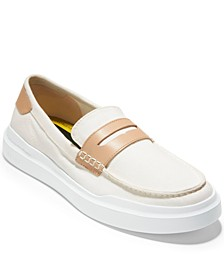 Men's GrandPrø Rally Canvas Penny Loafers