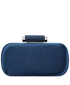 Minaudiere with Crystal Clasp