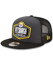 Kids Pittsburgh Steelers 2021 Draft 9FIFTY Cap