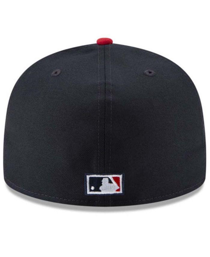 New Era Atlanta Braves 100th Anniversary Patch 59FIFTY Cap & Reviews - MLB - Sports Fan Shop - Macy's
