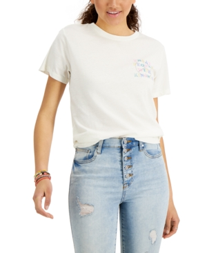 Juniors' Treat People With Kindness T-Shirt