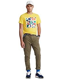 Men's Classic-Fit Logo Graphic T-Shirt