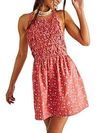 Petunia Cotton Mini Dress