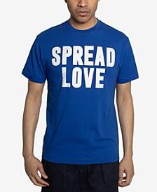 Men's Spread Love Graphic T-shirt