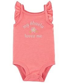 Baby Girls Azuela Loves Me Bodysuit