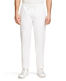 Men's Slim Fit Solid Casual Jogger Pants
