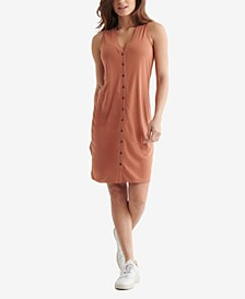 Women's Sandwash Rib Tank Dress