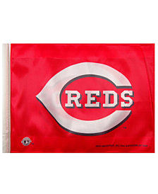 Rico Industries  Cincinnati Reds Car Flag
