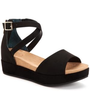 Ellenaa Wedge Sandals