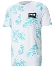 Men's Summer Court Logo T-Shirt