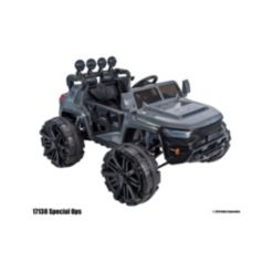 Huffy Spec Ops Truck 12V Electric Ride on Toy for Kids