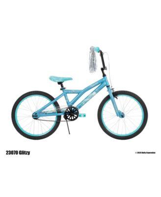 Huffy 20-Inch Glitzy Girls Bike for Kids