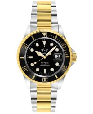 Men's Liguria Swiss Automatic Two-Tone Stainless Steel Bracelet Watch 42mm