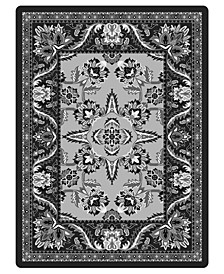 """9 to 5 Chair Mats Siam 2'11"""" x 3'11"""" Area Rug"""