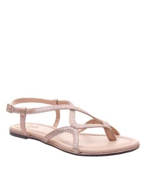 Women's Deco Flat Sandals Women's Shoes