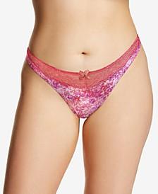 Comfort Devotion Thong Underwear 40149