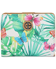 Butterfly Mini Bifold Wallet, Created for Macy's