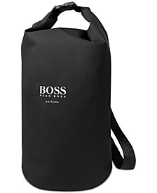 Receive a Free Hugo Boss Soccer Sports Bag with any large spray purchase from the Hugo Boss Men's Fragrance Collection