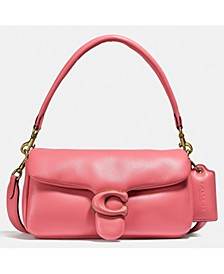 Tabby Shoulder Bag 26 In Pillow Leather