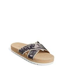 Women's Lexi Criss-Cross Sandals