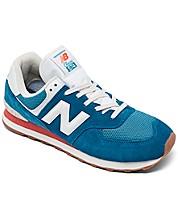 New Balance 574 Blue - Macy's