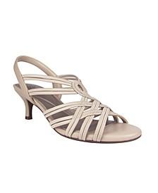Women's Edeline Memory Foam Dress Sandal