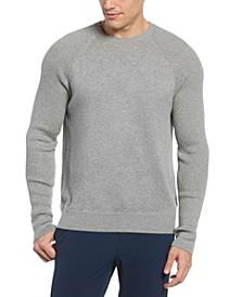 Men's Cotton Blend Crew Neck Sweater