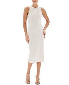 Tan and Tide Midi Dress