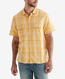 Men's Auto Mechanic Woven Shirt