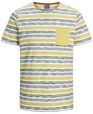 Men's Malibu Striped Pocket T-Shirt