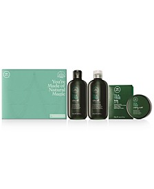 4-Pc. Tea Tree Special Deluxe Gift Set, from PUREBEAUTY Salon & Spa