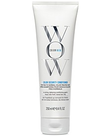 Color Security Conditioner For Fine-To-Normal Hair, 8.4-oz., from PUREBEAUTY Salon & Spa