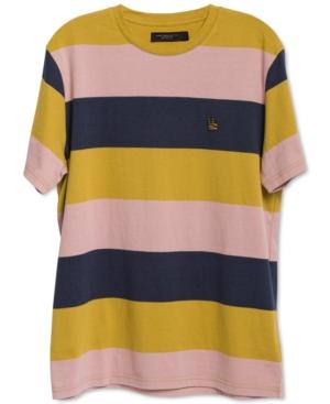 Men's Brando Short Sleeve Stripe Shirt