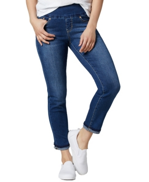 Women's Amelia Ankle with Hem Detail Jeans