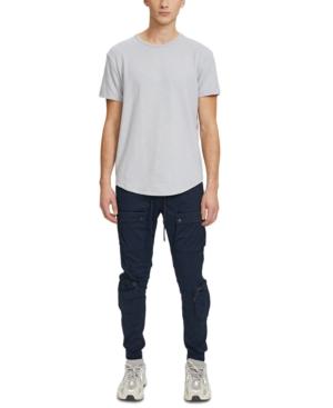 Men's Slub Hi-Lo T-Shirt