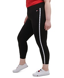 Plus Size Active High Rise Leggings