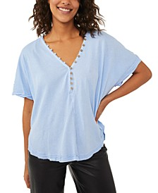 Savannah Cotton T-Shirt