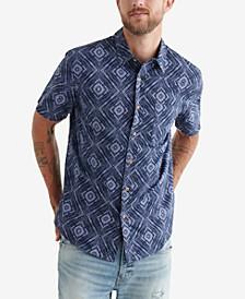 Men's Short Sleeves San Gabriel Shirt