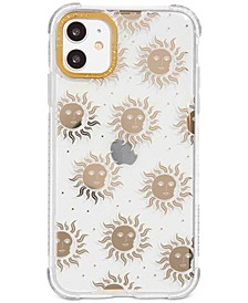 Gold Sun iPhone Case