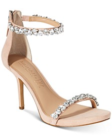 Aminah Abdul Jillil for INC Nadyah Two-Piece Sandals, Created for Macy's