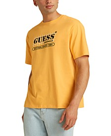 Men's Originals Grid Logo Graphic T-Shirt